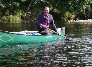 Dave Craig, River Spey Guide