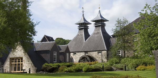 Malt Whisky Distillery, Scotland